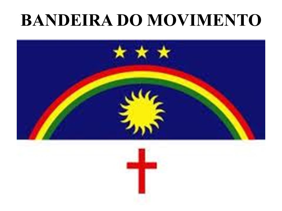 BANDEIRA DO MOVIMENTO