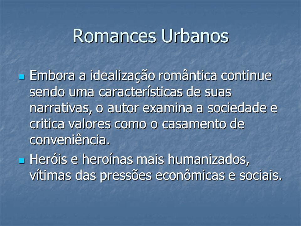 Romances Urbanos