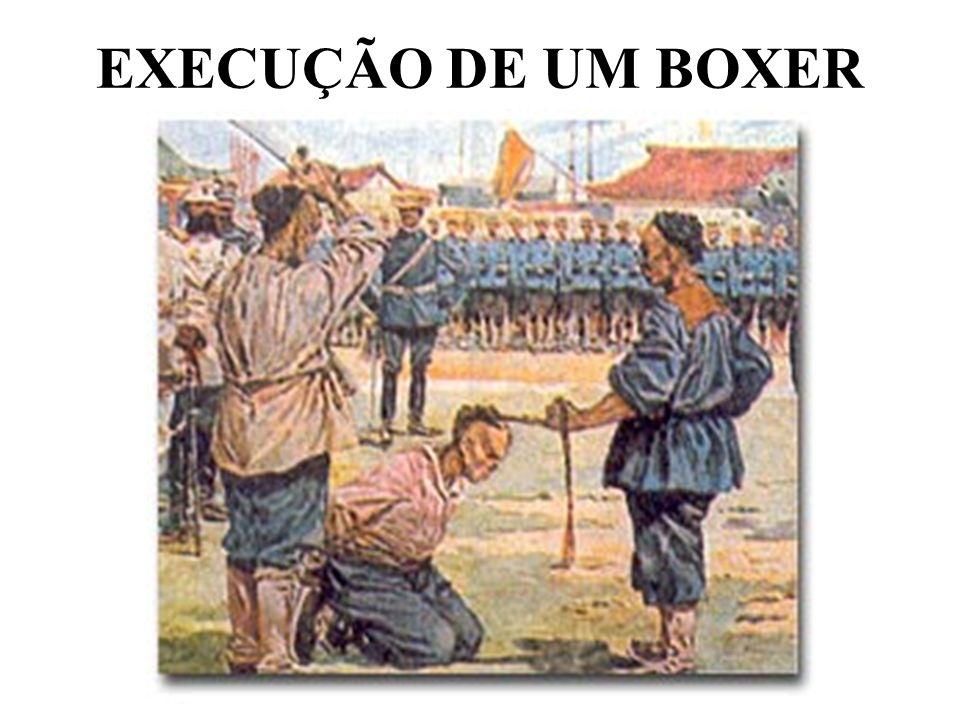 EXECUÇÃO DE UM BOXER