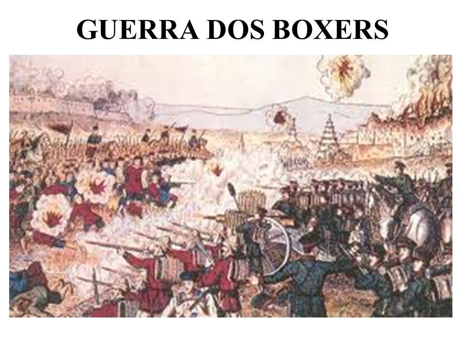 GUERRA DOS BOXERS