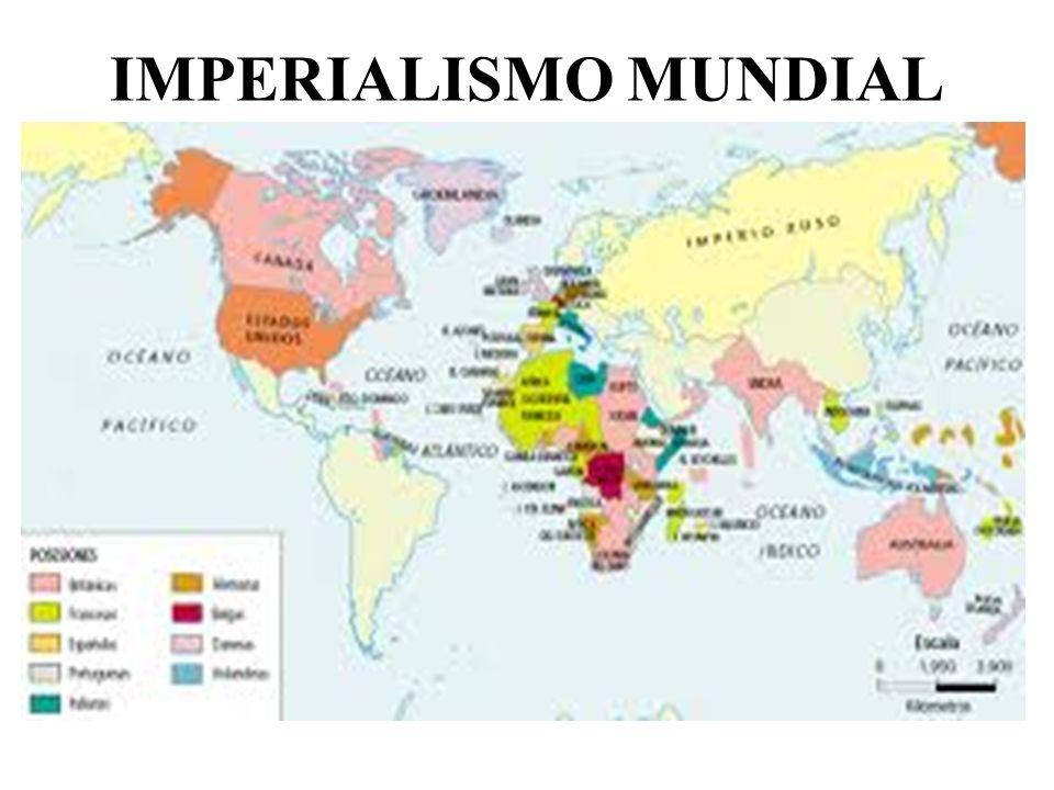 IMPERIALISMO MUNDIAL