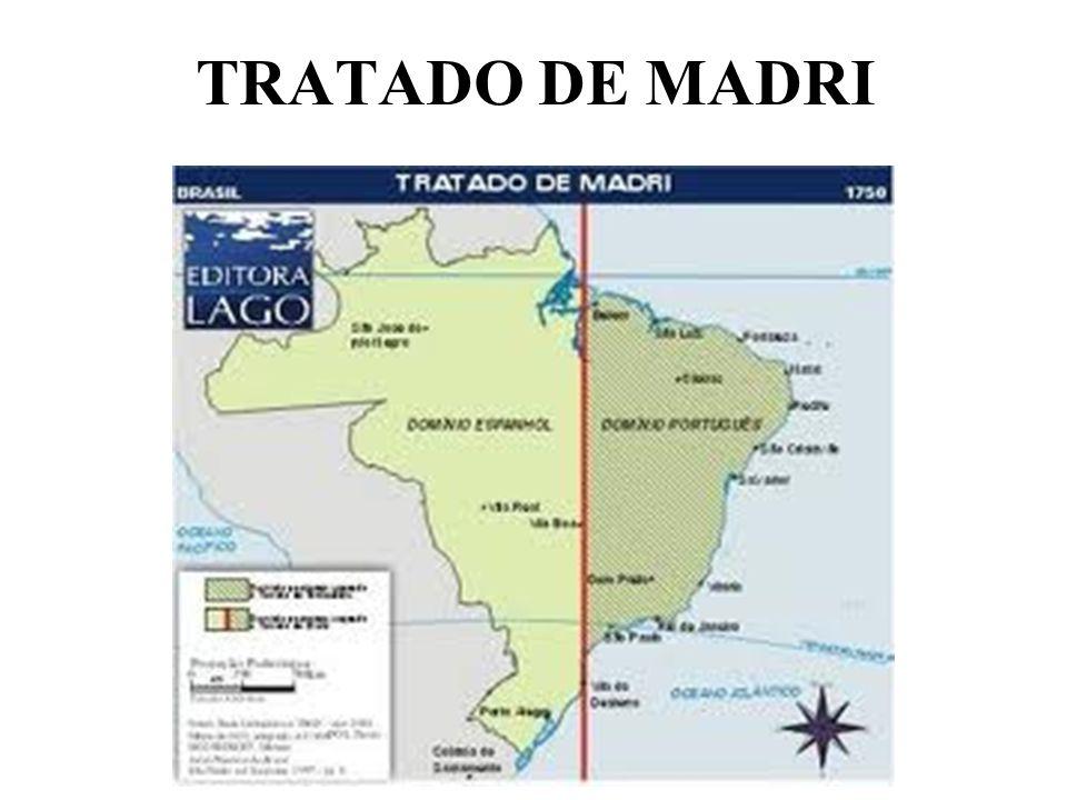 TRATADO DE MADRI