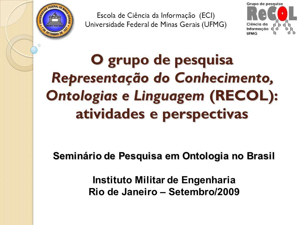 Escola de Ciência da Informação (ECI)