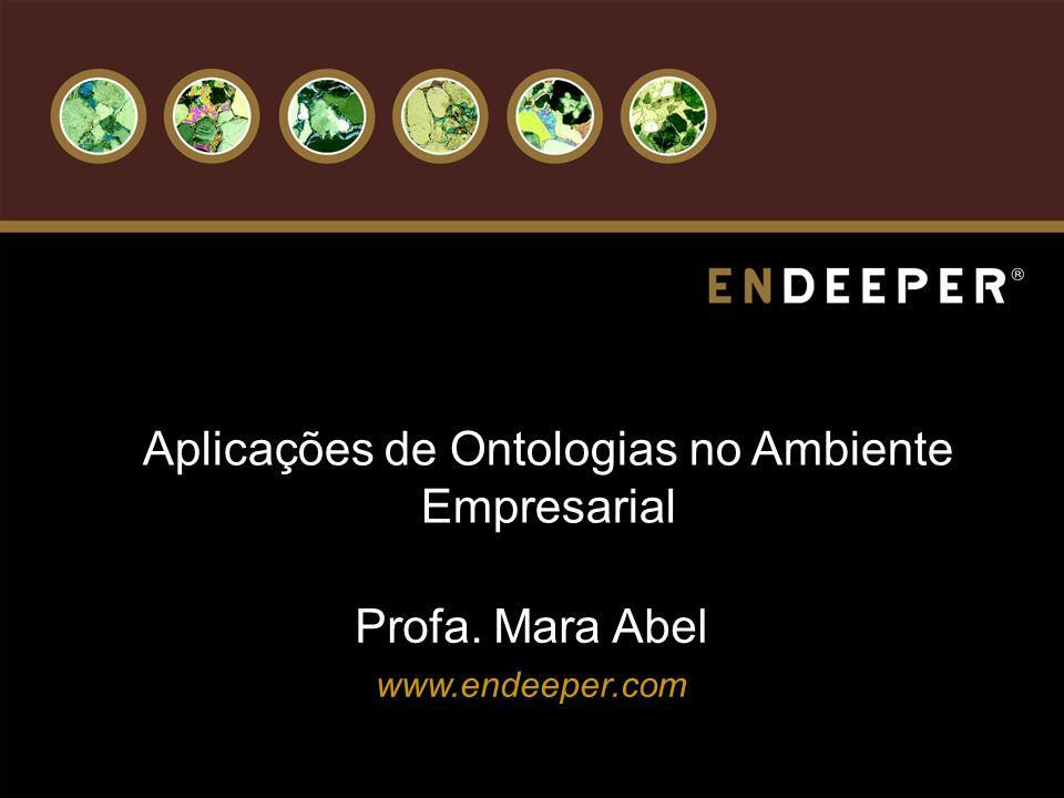 Aplicações de Ontologias no Ambiente Empresarial