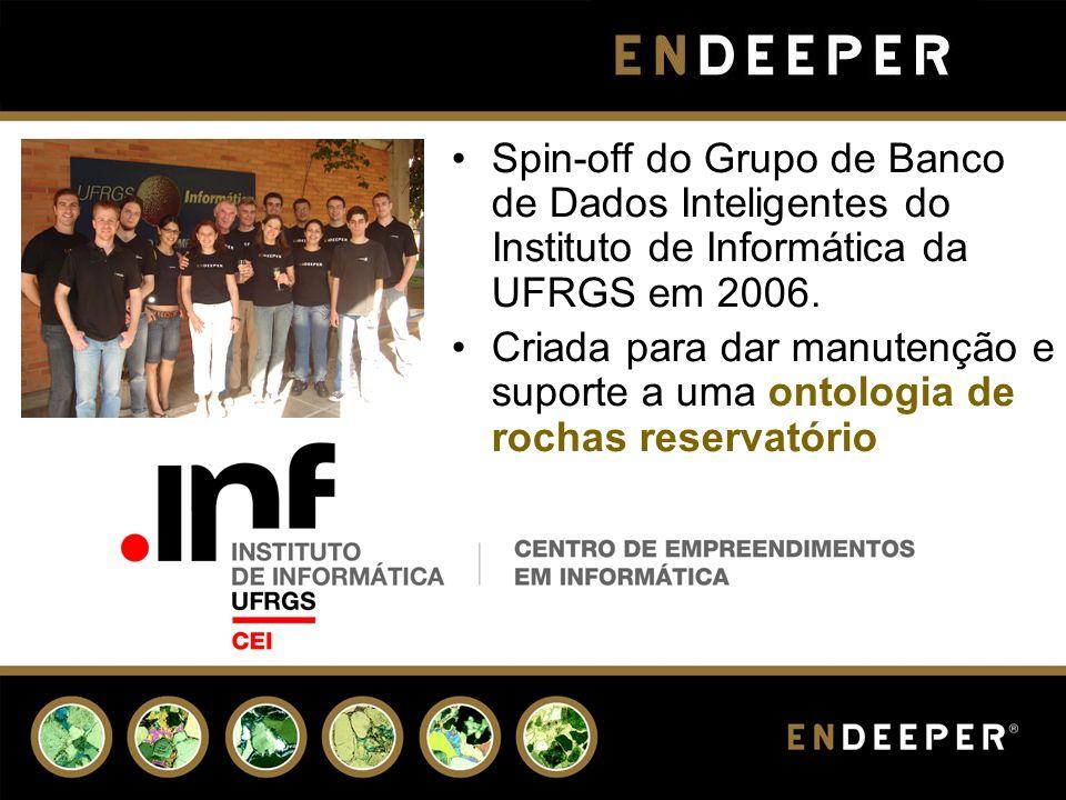 Spin-off do Grupo de Banco de Dados Inteligentes do Instituto de Informática da UFRGS em 2006.