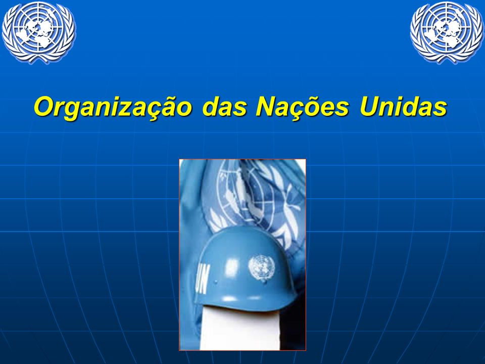 Organização das Nações Unidas
