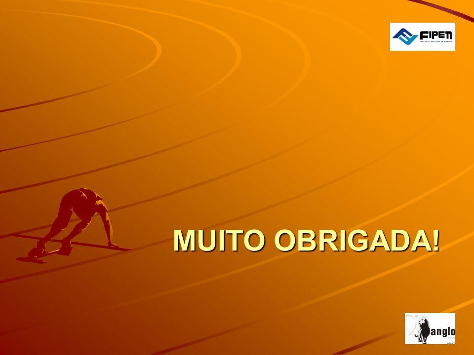 MUITO OBRIGADA!