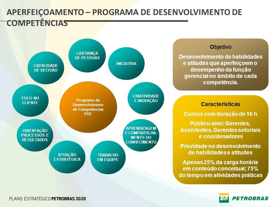 APERFEIÇOAMENTO – PROGRAMA DE DESENVOLVIMENTO DE COMPETÊNCIAS