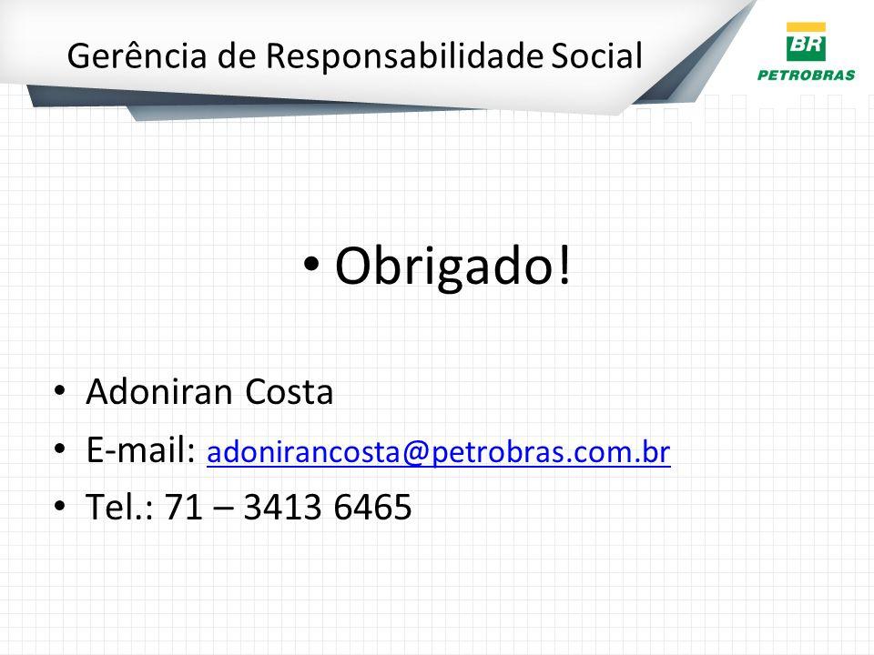 Gerência de Responsabilidade Social