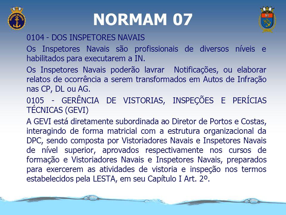 NORMAM 07