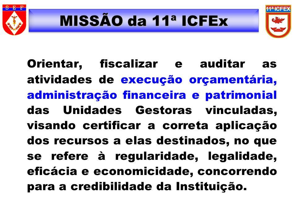MISSÃO da 11ª ICFEx