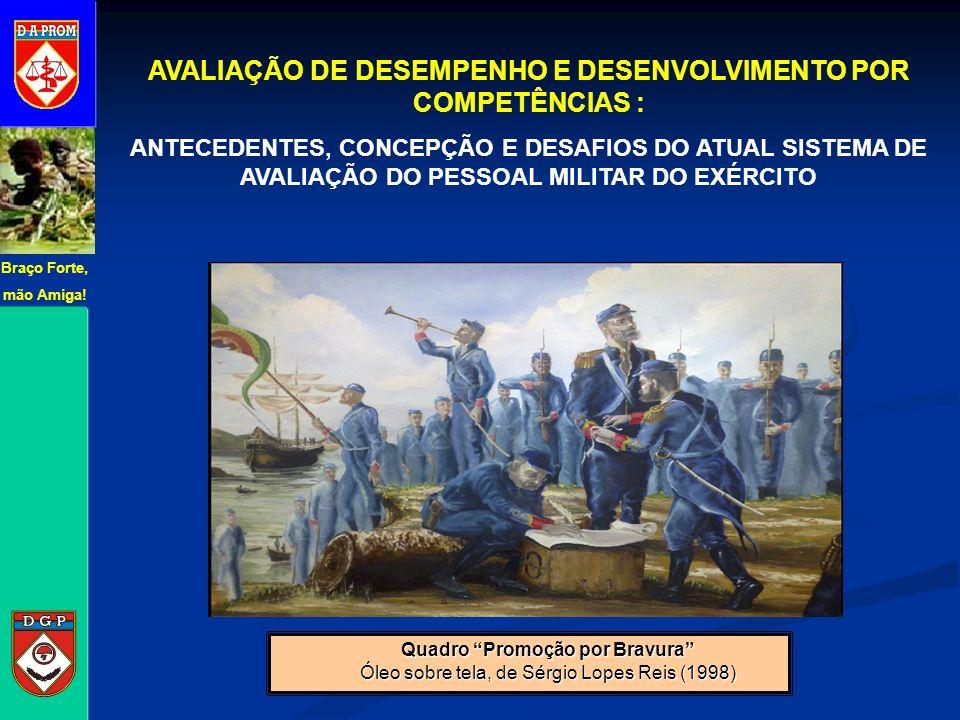 AVALIAÇÃO DE DESEMPENHO E DESENVOLVIMENTO POR COMPETÊNCIAS :