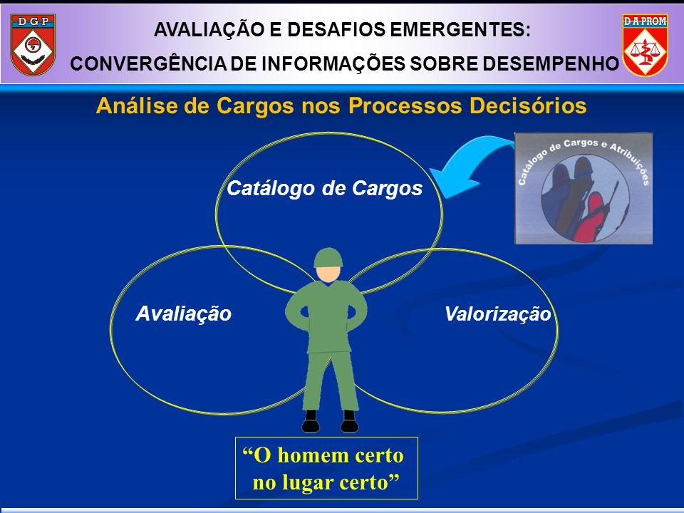 Análise de Cargos nos Processos Decisórios