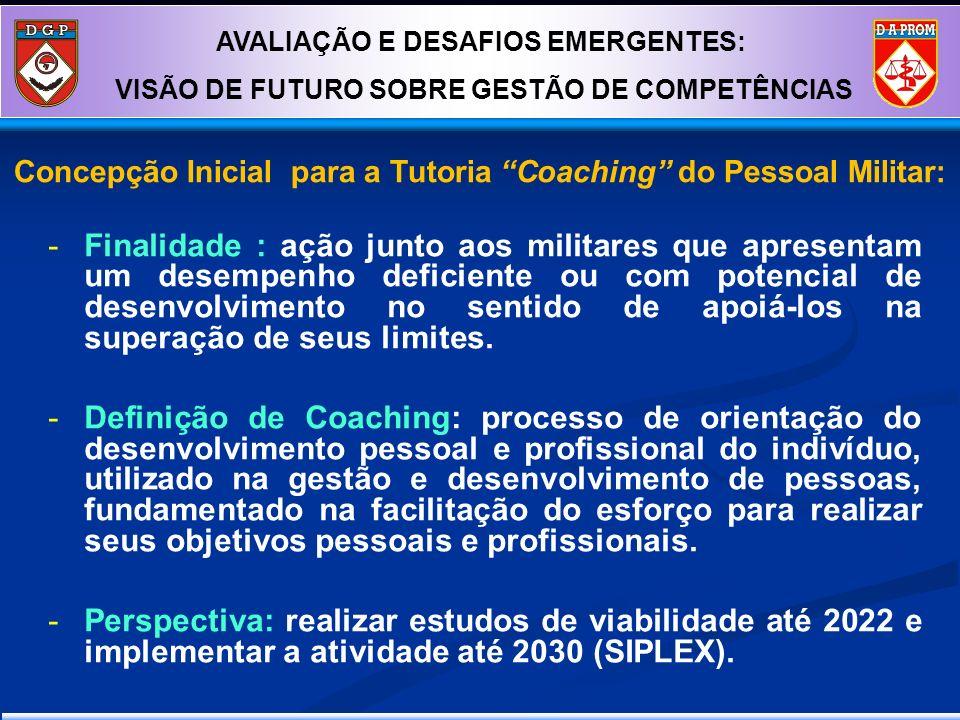 AVALIAÇÃO E DESAFIOS EMERGENTES: