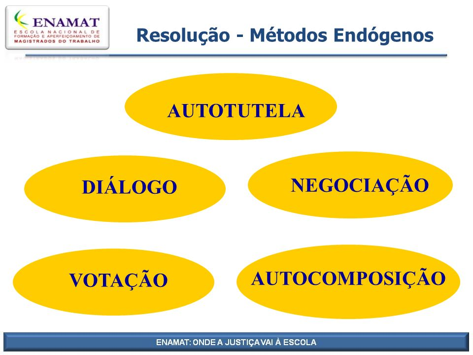 Resolução - Métodos Endógenos
