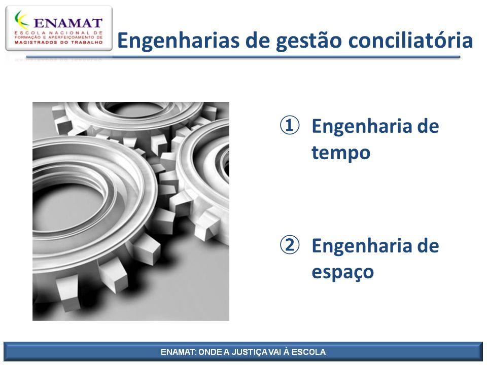 Engenharias de gestão conciliatória