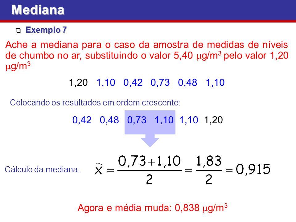 Agora e média muda: 0,838 mg/m3