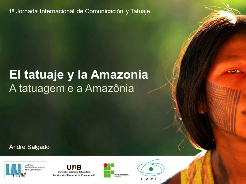 El tatuaje y la Amazonia