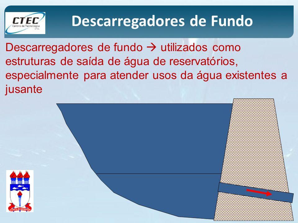 Descarregadores de Fundo