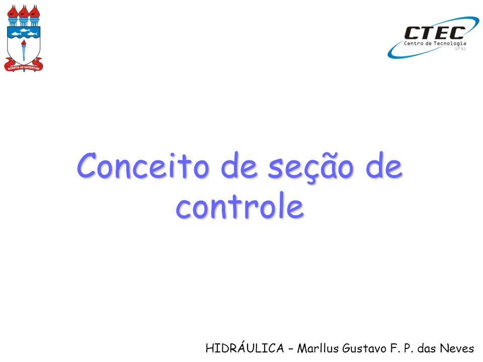 Conceito de seção de controle
