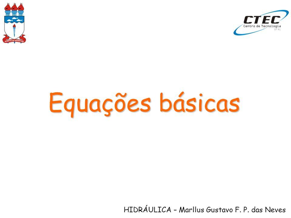 Equações básicas