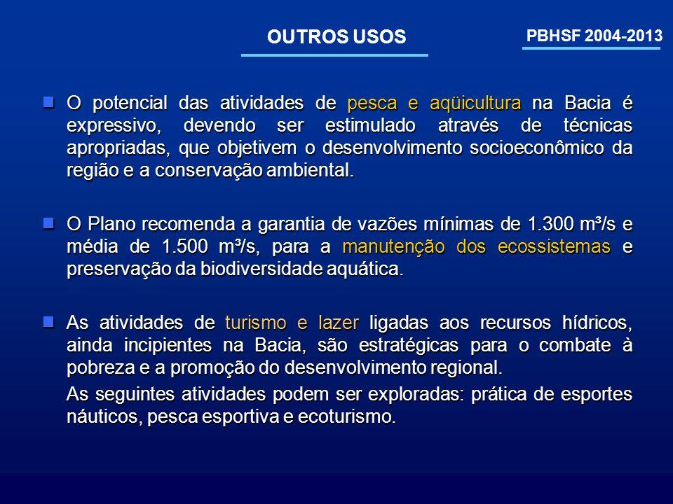 OUTROS USOSPBHSF 2004-2013.