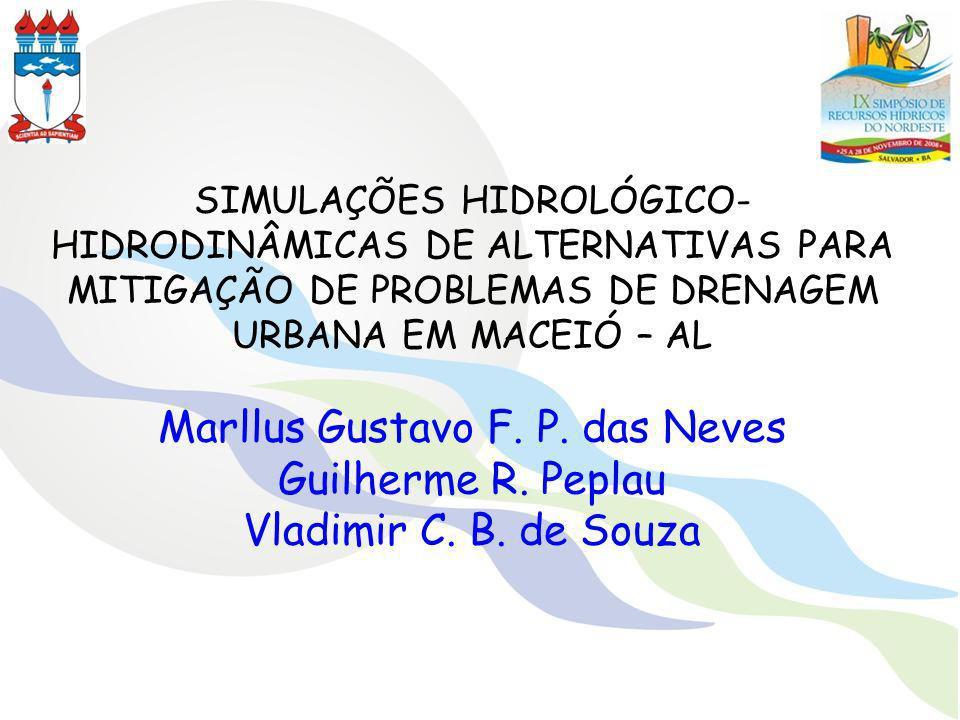 Marllus Gustavo F. P. das Neves