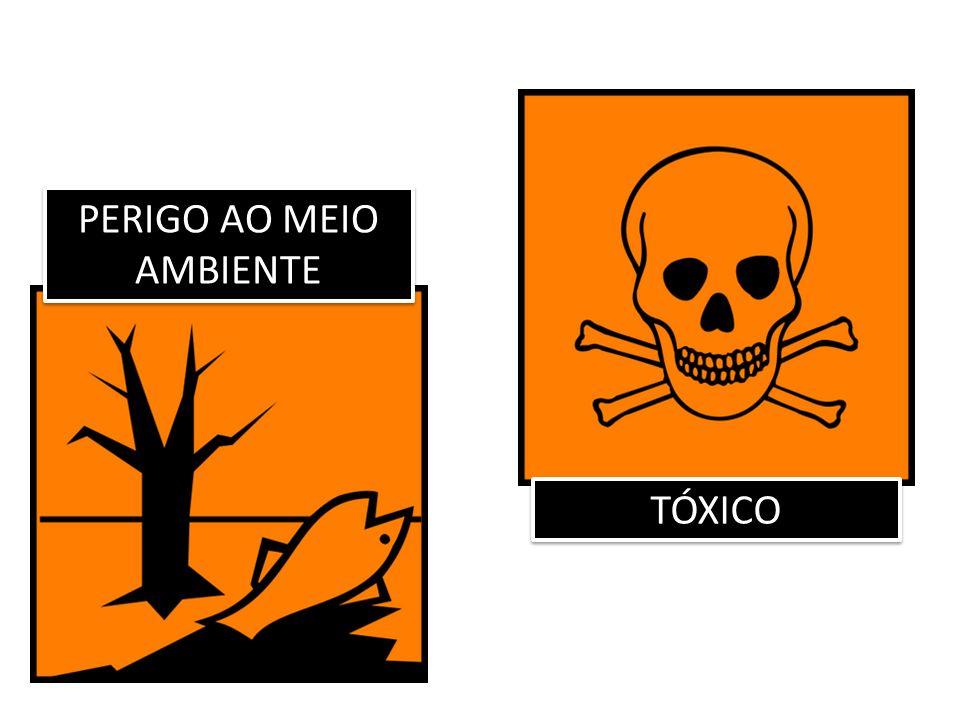PERIGO AO MEIO AMBIENTE