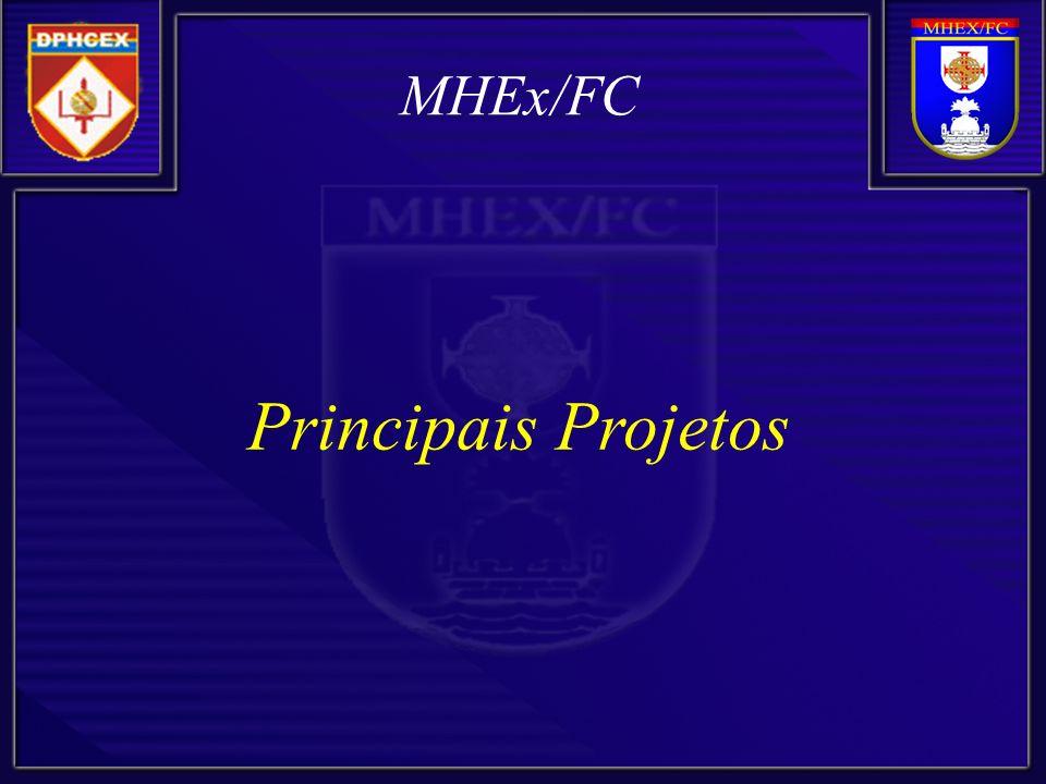 MHEx/FC Principais Projetos 10
