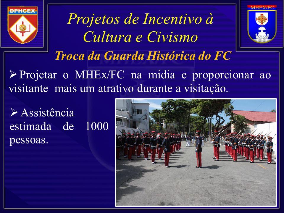 Troca da Guarda Histórica do FC