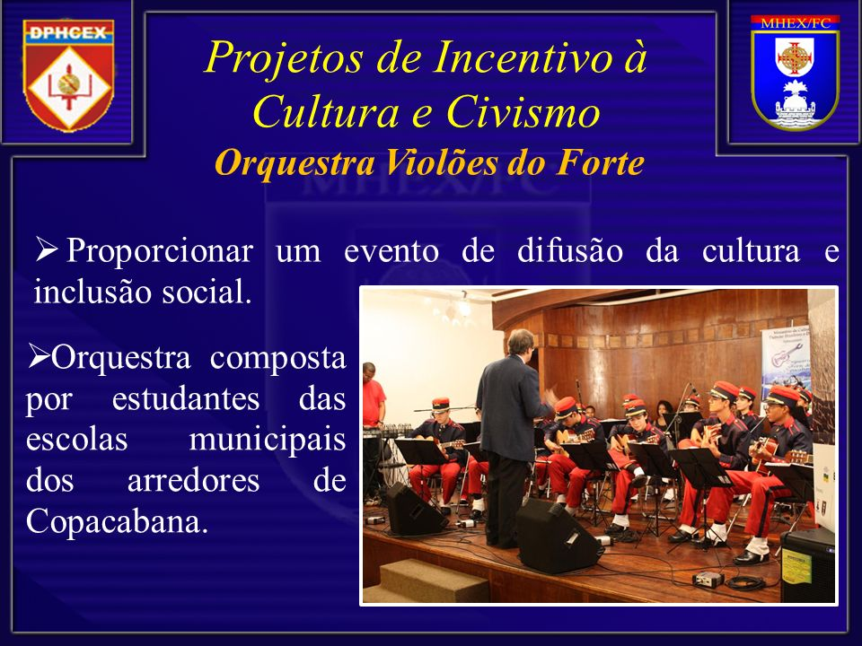 Orquestra Violões do Forte