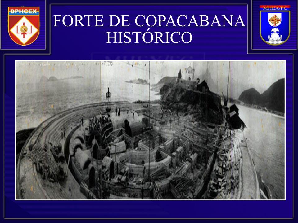 FORTE DE COPACABANA HISTÓRICO 4