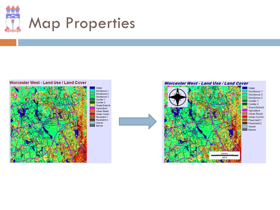 Map Properties