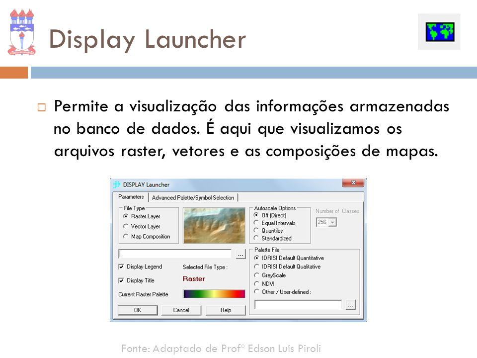 Display Launcher