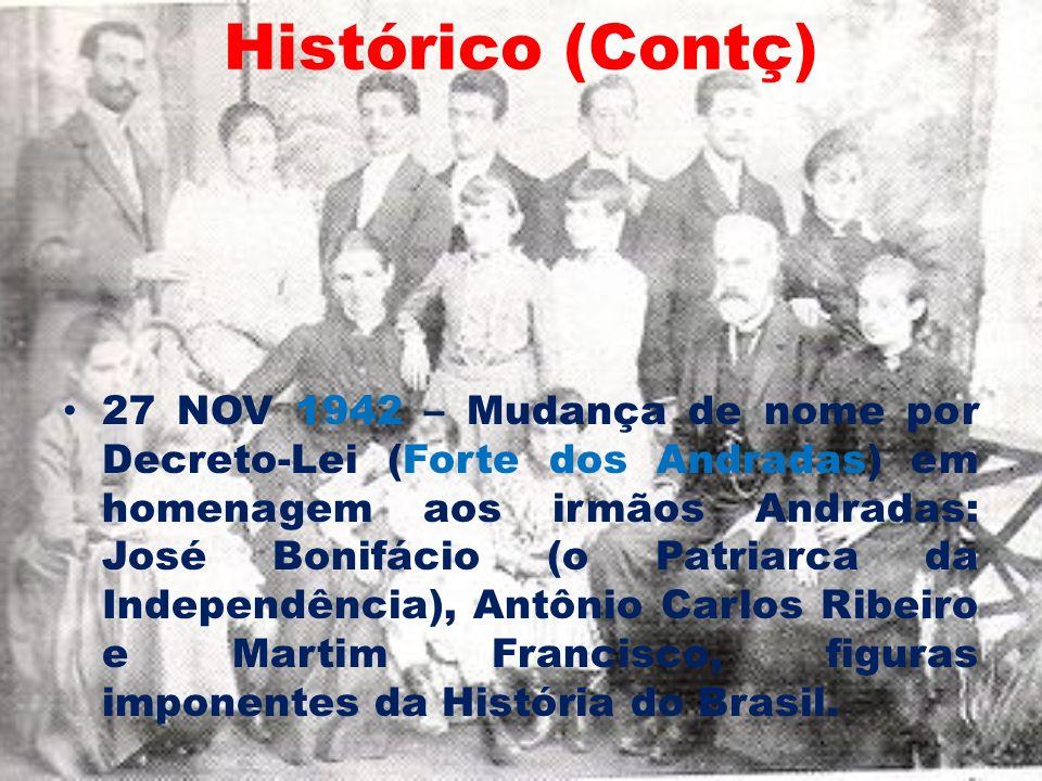 Histórico (Contç)