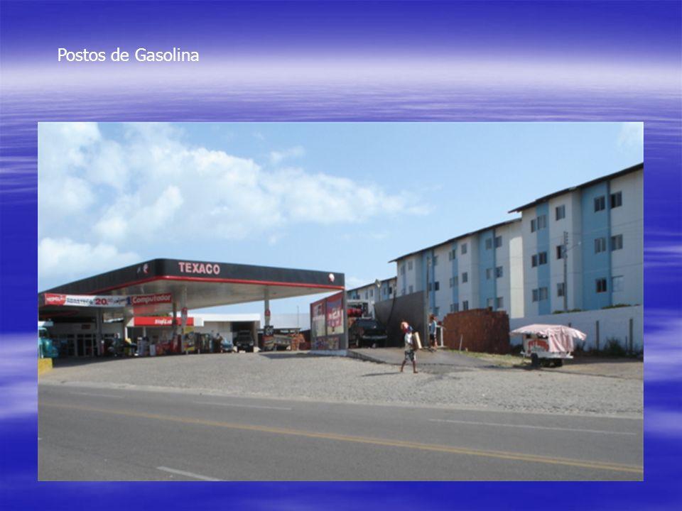 Postos de Gasolina