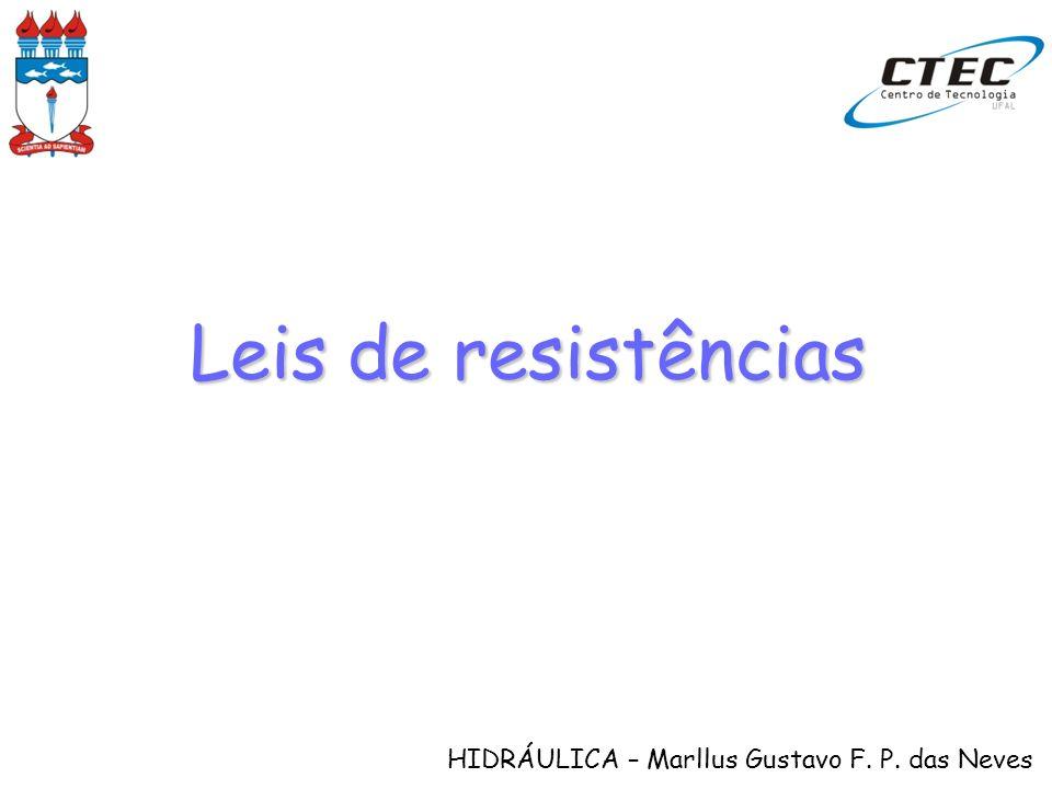 Leis de resistências
