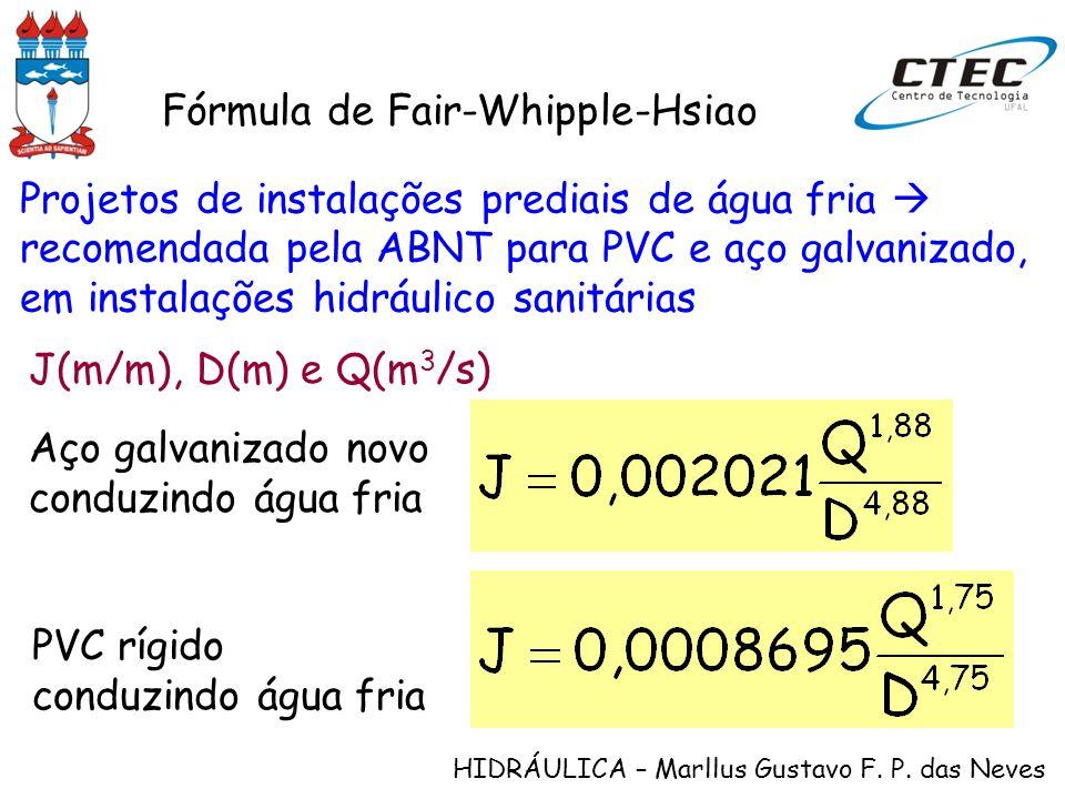 Fórmula de Fair-Whipple-Hsiao