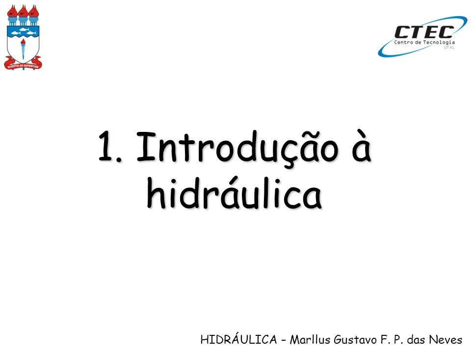 1. Introdução à hidráulica