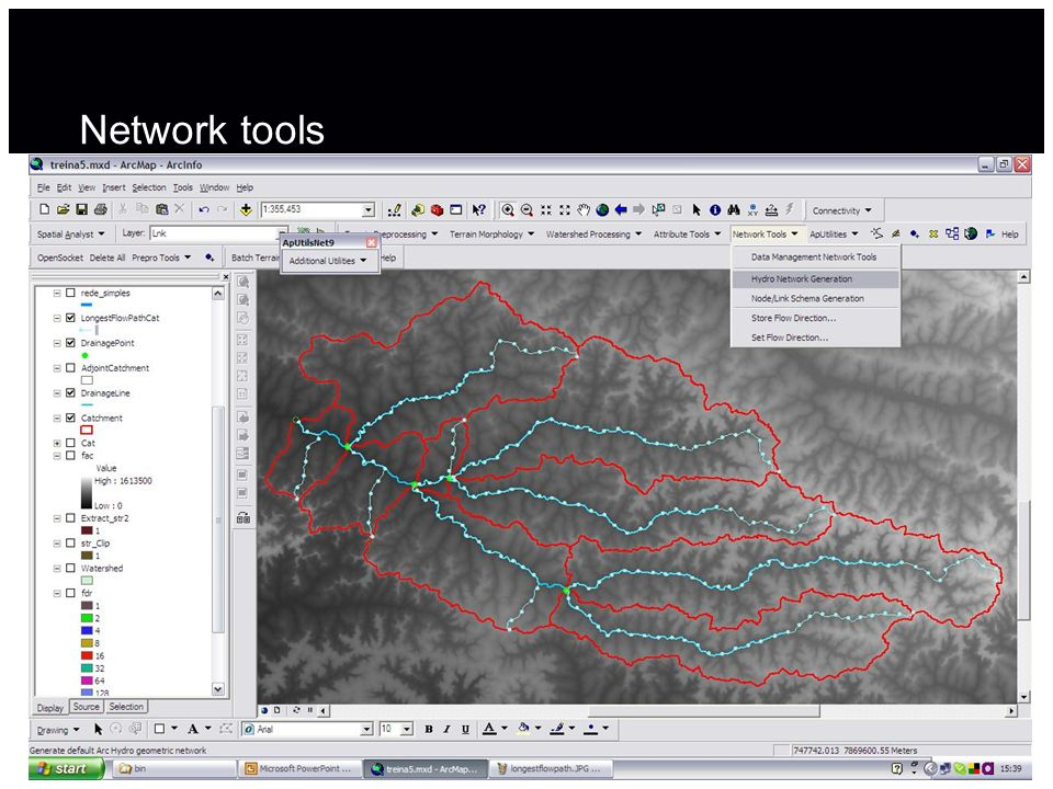 Network tools