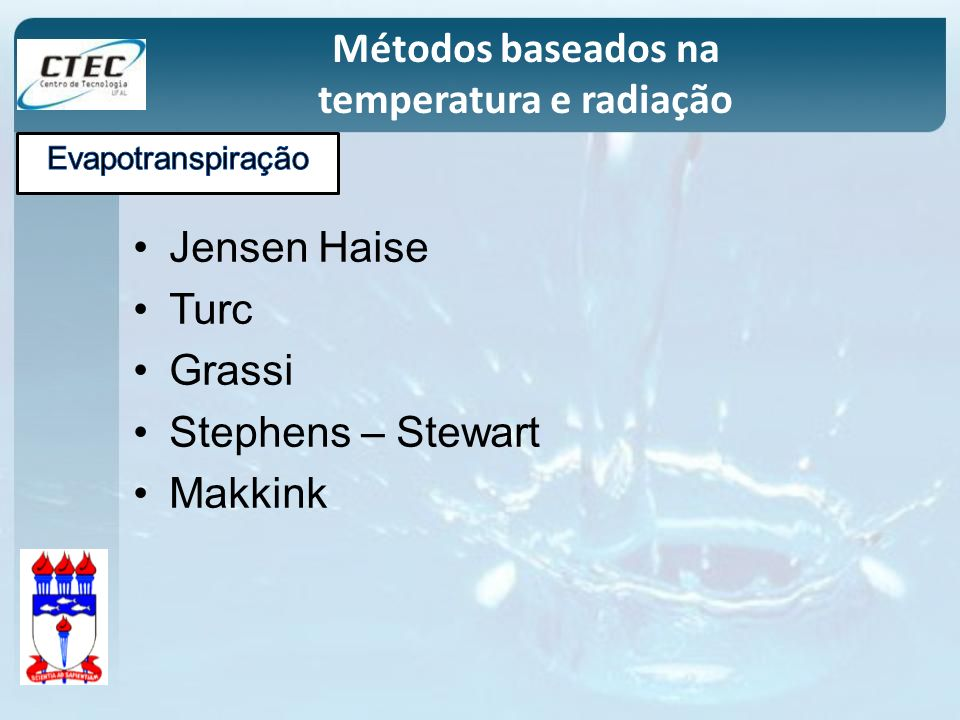 temperatura e radiação