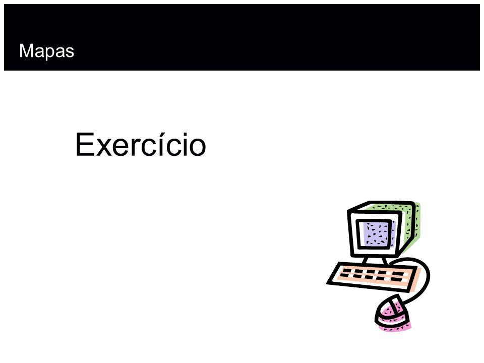 Mapas Exercício