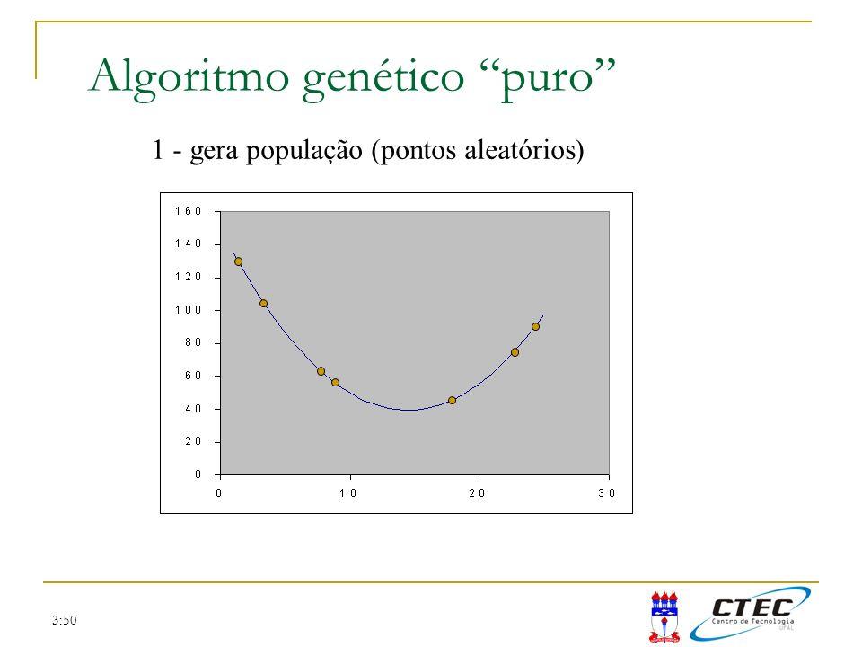 Algoritmo genético puro
