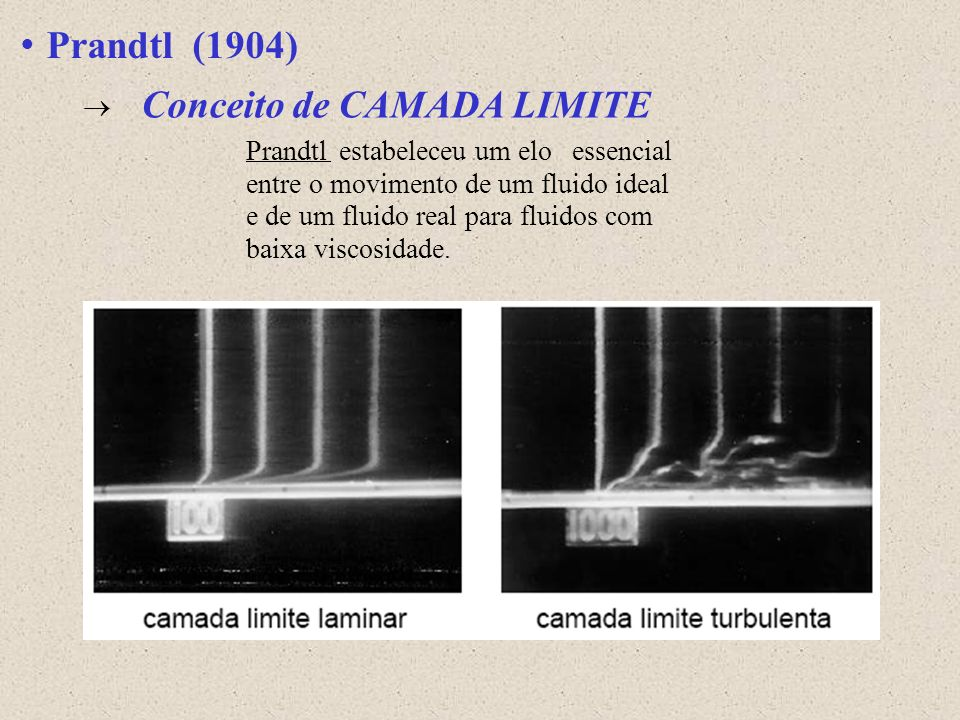 Conceito de CAMADA LIMITE