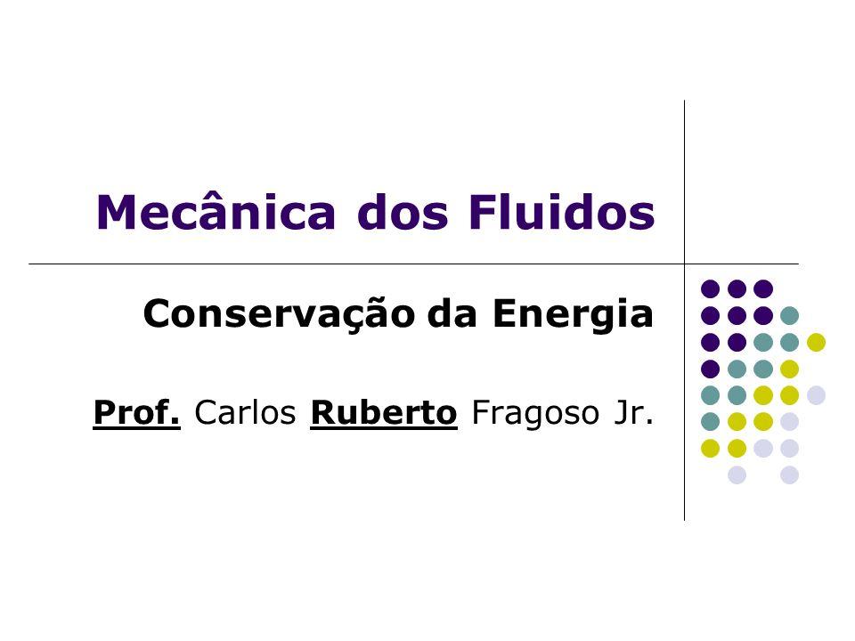 Conservação da Energia Prof. Carlos Ruberto Fragoso Jr.