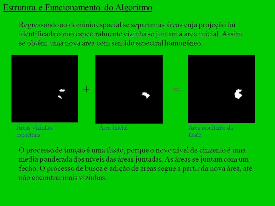 + = Estrutura e Funcionamento do Algoritmo