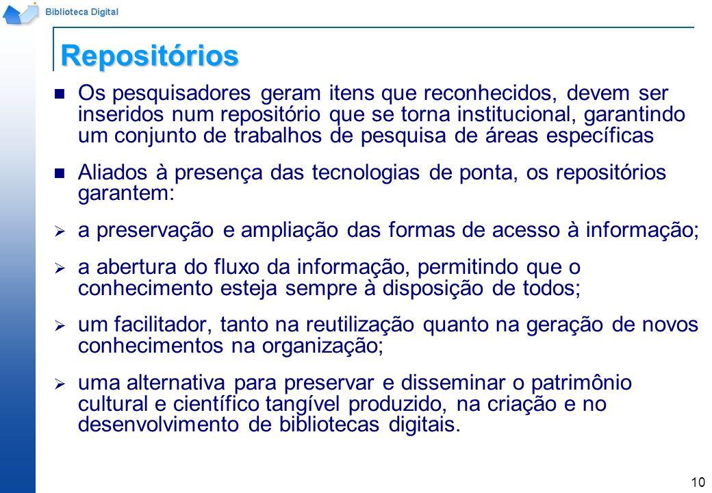 Repositórios