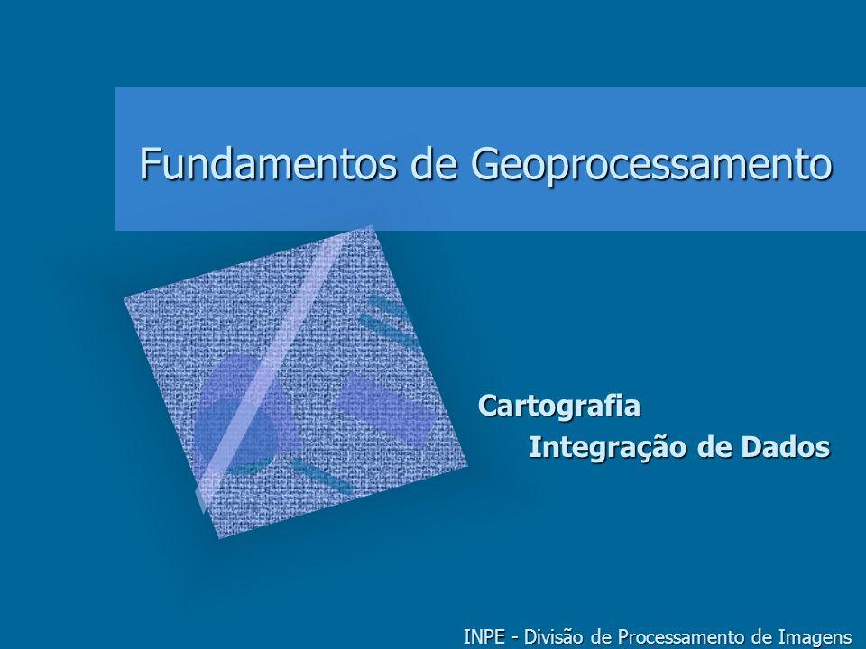 Fundamentos de Geoprocessamento
