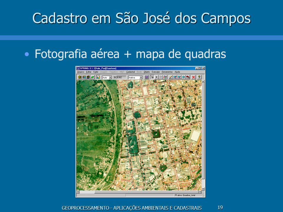 Cadastro em São José dos Campos