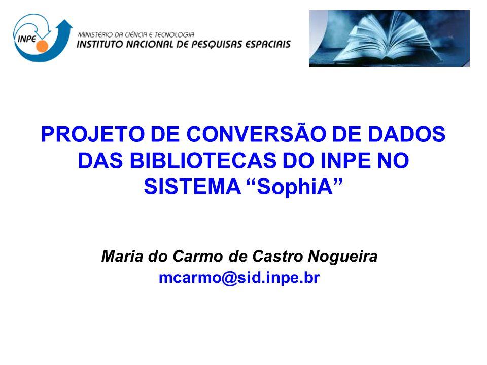 Maria do Carmo de Castro Nogueira